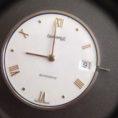 EBERHARD Automatic ETA 2892-A2 movement, used, in PERFECT working CONDITION