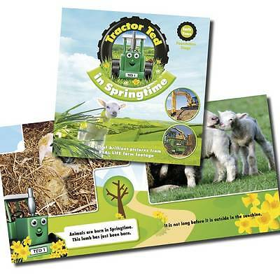 Tractor Ted in Springtime, Heard, Alexandra, New Book
