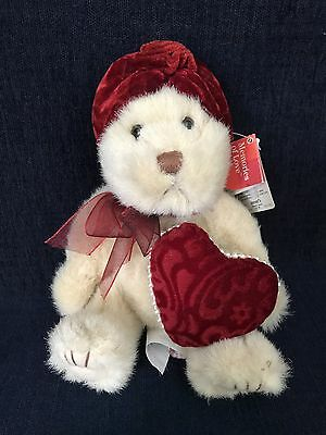 "Russ Dutchess 8"" Bear  With Tags"