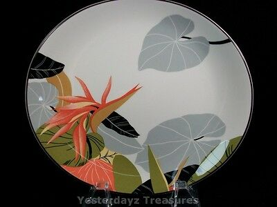 "An Excellent 8"" Salad Plate by Sango, The Larry Laslo Collection Pattern: Maui"