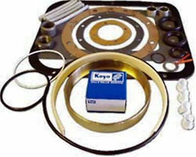 NEW AMERICAN TURBINE SD-309 PUMP OVERHAUL KIT w/BRONZE WEAR RING