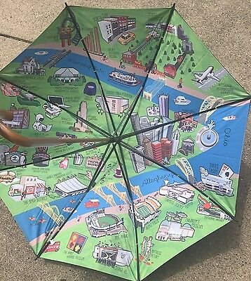 Rivers Casino Pittsburgh Umbrella Cane