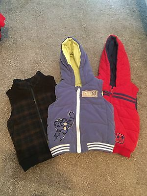 9-12 Month Body Warmers