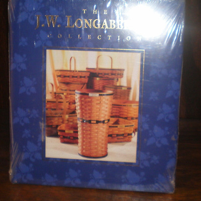 The JW Longaberger Collection Book - New