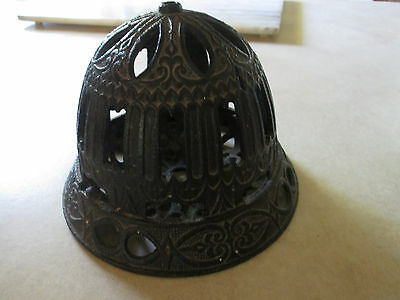 Vintage Country Store Cast Iron Bee Hive counter top String Holder