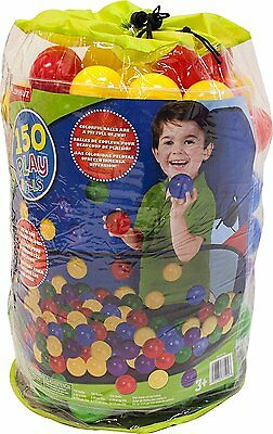 Playhut Play Balls, 150 Count for Tent pool safe Fun kids baby NEW FREE SHIPPING