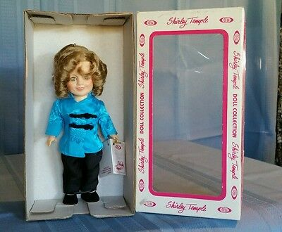 """Vintage Shirley Temple Classic Doll by Ideal """"Stowaway""""     #4"""