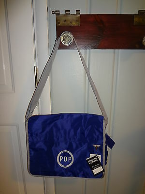 New Pommery Champagne Pop Promo Messenger Shoulder Bag France