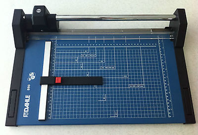 Dahle 550 Professional Rolling Trimmer Made in Germany RRP AUD$300+