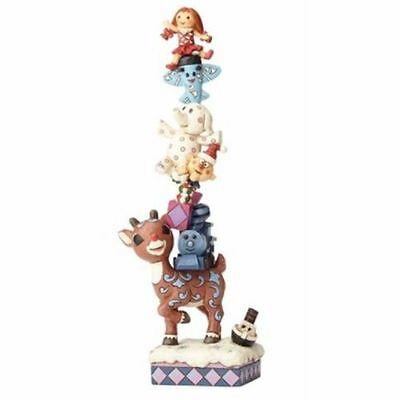 New Enesco - Rudolph with Stacked Misfits