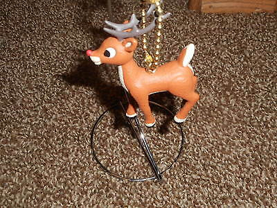 Rudolph and the Island of Misfit Toys Teen Rudoplh Keychain