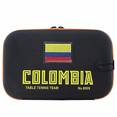 YINHE Galaxy COLOMBIA Team Table Tennis Team Bag (Hard Cover) Ping Pong Case
