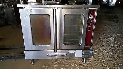 Southbend Full Size Floor Model Commercial Kitchen Natural Gas Convection Oven