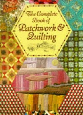 The Complete Book of Patchwork and Quilting By Valerie Jackson. 9780855327439