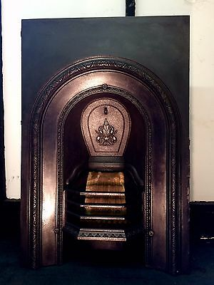 Fully Restored Combination Fireplace 1864 Victorian