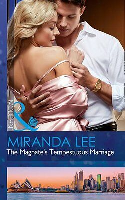 The Magnate's Tempestuous Marriage (Marrying a Tycoon, Book 1) By Miranda Lee