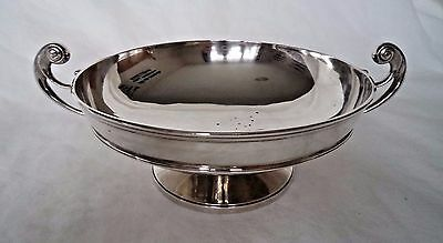 Superb Large 520 Gram Antique London 1904 Solid / Sterling Silver Bowl