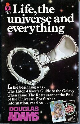 Douglas Adams, Life the universe and everything
