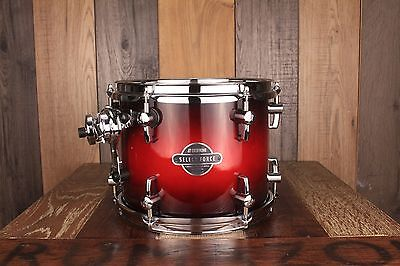 Sonor 10 X 8 Force 3007 Maple Tom Smooth Red Burst