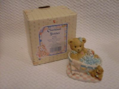 """Cherished Teddies-Betty-""""Bubblin' Over with Love"""""""