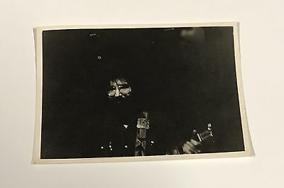 ORIGINAL 1969 Grateful Dead Jerry Garcia Concert Photo Mississippi River Fest
