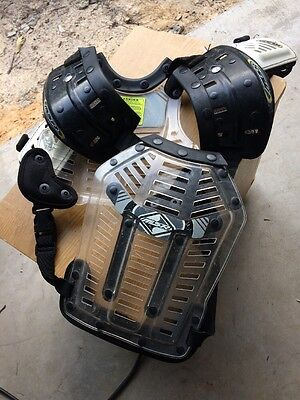 Youth msr chest protector
