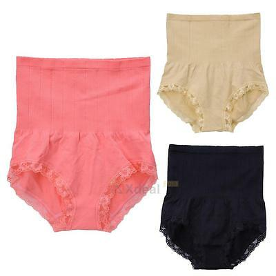 XD#3 Maternity High Waist Underwear Postpartum Abdomen  Body Sculpting Underwear