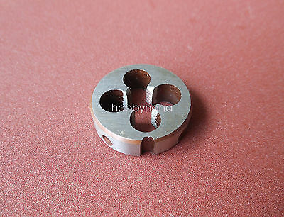 1pc Metric Left Hand Die M12 X 1.25mm Dies Threading Tools 12mm X 1.25mm pitch