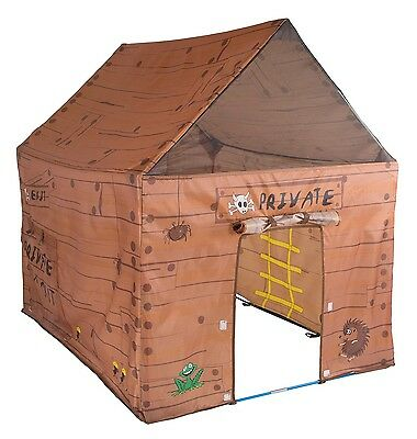 Pacific Play Tents Kids Club House Tent Playhouse for Indoor / Outdoor Fun - ...