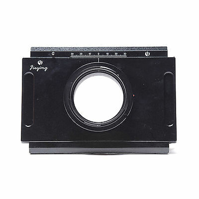 Moveable Adapter For Leica S to Linhof Sinar 4x5 Jieying Camera Photograph