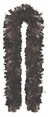 Amscan International Girls Night Out 1.8 m Feather Boa, Black