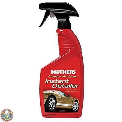 Mothers 08216California Gold Showtime Instant Detailervernice Detergente Nuovo