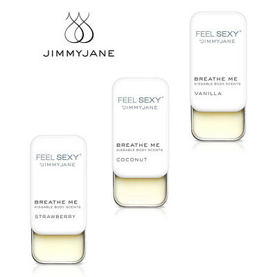 Profumo per il corpo varie fragranze JIMMYJANE BREATHE ME BODY SCENTS