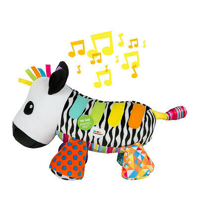 Lamaze Cosimo Concerto Soft Baby Toddler Misical Toy Development L27421