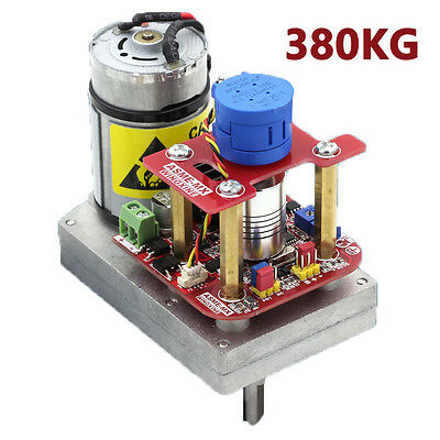 380kg.cm High Torque Servo The 3600 Degree Servo 12V~24V  Robot/Mechanical Arm