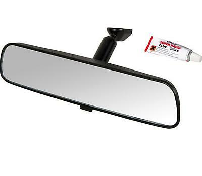 car interior mirror QUALITY dipping rear view anti dazzle glass glue REPLACEMENT