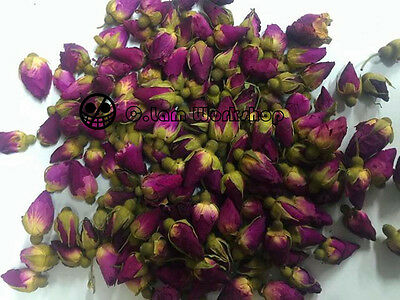 Real Red Rose Buds Dried Rose Buds Natural 50g