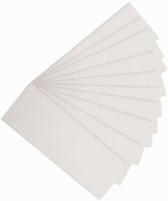 500 Sheets of Unglazed Acid Free Tissue Paper (White) 17gsm (450x700mm)