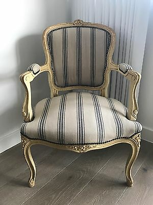 Beautiful Refurbished Antique Victorian Chair