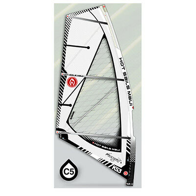 New HOT SAILS MAUI KS3 2015 Windusrfing 3 Batten Wave Sail 4.9m
