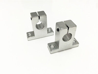 SK25 25mm Linear Rail Shaft Guide Support Bracket Bearing XYZ Table CNC Parts