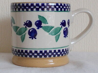 Nicholas Mosse Blueberry Pattern Large Mug