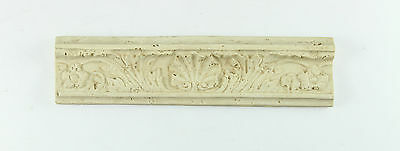 Roman Terrace 2 3/4 in. x 12 in. Listello Molding Wall Tile