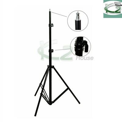 Photo Studio 9Ft Heavy Duty Tripod Light Stand for Reflector Boom Backgrounds