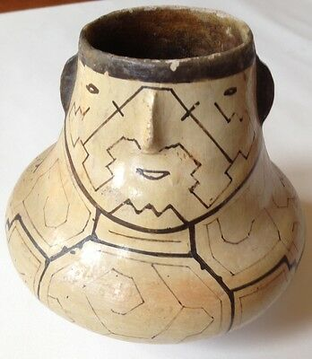 ANTIQUE SHIPIBO POTTERY - Amazon Peru - excellent condition