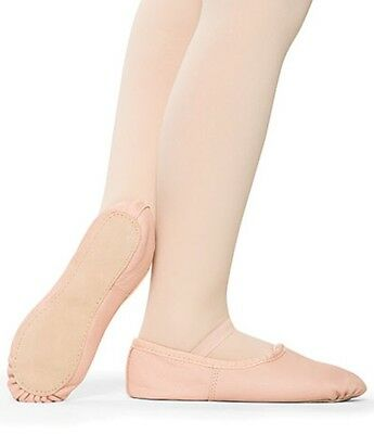 NEW Revolution #120 Full-Sole Ballet Dance Shoe, Youth/Adult, Prima Pink