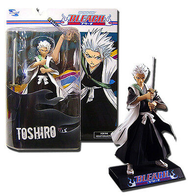 Shonen Jump Bleach Encore Collection 4 Toshiro Hitsugaya Action Figure - Toynami