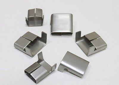"""Wing Seal 1/2"""" SS  Stainless Steel  (RPR) INSUL-MATE 1000 PCS. CASE"""