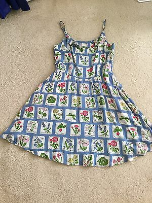 BODEN  GIRLS SZ 13-14  ~JOHNNIE B BEAUTIFUL DRESS! Excellent!