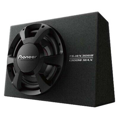 """Pioneer TS-WX306B 12"""" 1300W Subwoofer in a Box with GEN PIONEER WARR"""